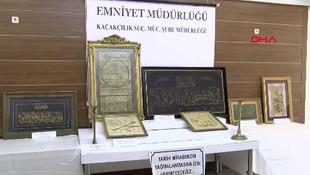 Hepsi İstanbul'un camilerinden çalındı