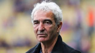 Raymond Domenech: Galatasaray'dakiler orta seviye oyuncular