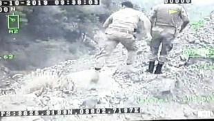 2 askerin şehit olduğu askeri araç kazası kamerada