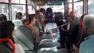 Belediye başkanı sözünü tuttu ! Halk otobüsüyle gitti