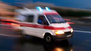 Jandarmaları taşıyan otobüs kaza yaptı: Çok sayıda yaralı var