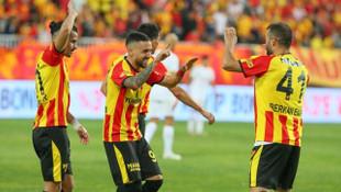 Göztepe 4 - 0 Kayserispor