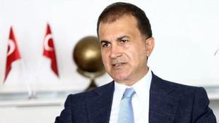 AK Parti Sözcüsü Çelik'ten ABD Büyükelçiliği'ne tepki