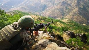 600 bin TL ödülle aranan kadın terörist öldürüldü