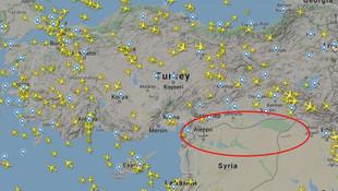 ABD hava sahasını Türkiye'ye kapattı