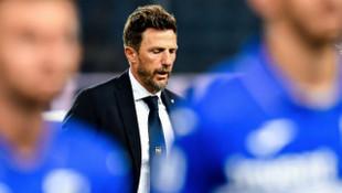 Sampdoria Eusebio Di Francesco ile yollarını ayırdı