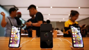 iPhone'larda ekran ikiye bölünecek !