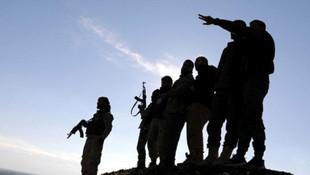 Teröristler kaçacak delik arıyor: Masayı gösterdiler