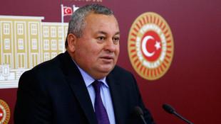 MHP'li milletvekili Cemal Enginyurt'tan askere küfür
