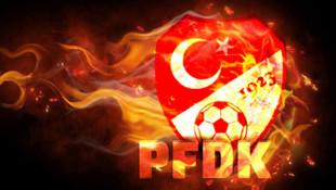 9 Süper Lig ekibi PFDK'ye sevk edildi