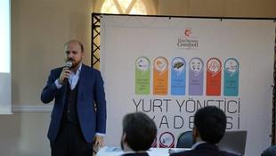 Belediyeden Bilal Erdoğan'ın vakfına 5 milyon TL'lik yurt