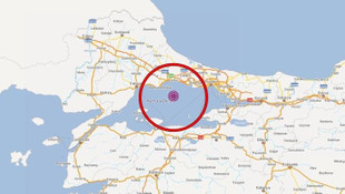 Marmara yine depremle sallandı!