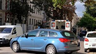 Almanya'da sinegoga kanlı saldırı: 2 ölü