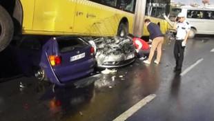 Metrobüs kazaları için bilirkişi talebi