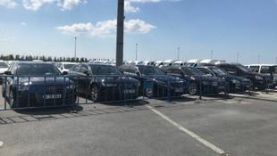 İBB'nin israf sergisinde sergilenen lüks otomobillerin akibeti belli oldu