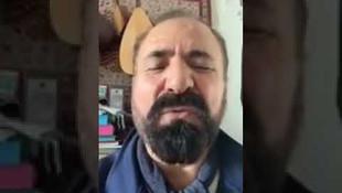 Şivan Perwer ''Suriye'ye girmeyin'' diye ağladı !