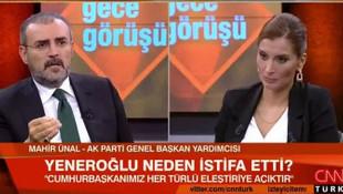 Ali Babacan AK Parti'den oy alır mı ? Mahir Ünal'dan anket açıklaması