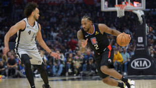 Los Angeles Clippers, Kawhi Leonard'la kazandı