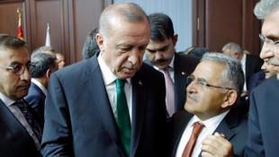 ''Konuşsam Erdoğan görevden alır''
