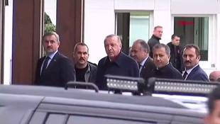 Cumhurbaşkanı Erdoğan'a cuma namazı öncesi mektup
