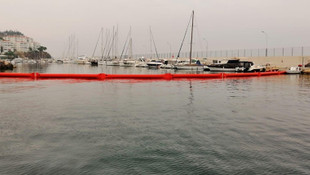Marmara'da alarm ! Liman trafiğe kapatıldı