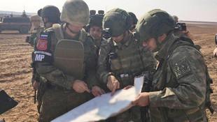 Türkiye'ye dönük 75 roket tespit edildi