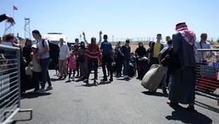 Barış Pınarı Harekatı sonrası kaç Suriyeli evine döndü ?