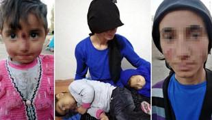 Eşi ve kızına dehşeti yaşattı: Serbest bırakıldı !