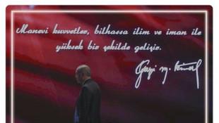 AK Partili belediyeden olay yaratacak 10 Kasım paylaşımı