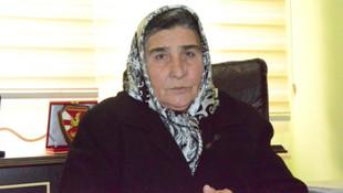 Şehit annesi Pakize Akbaba'nın Meclis'e girmesi yasaklandı