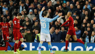 Liverpool 3 - 1 Manchester City