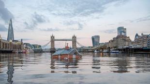 Felaket uyarısı: Evler sular altında kalacak