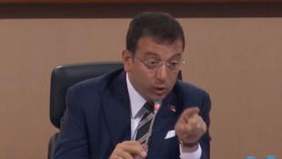 İBB Meclisi'nde ''damat'' tartışması: Elini indir, haddini bil otur yerine
