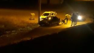 Tokat'ta sürücüyü döven 2 polis açığa alındı