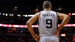 NBA tarihine geçen Fransız: Tony Parker