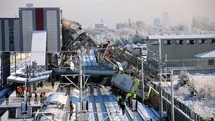 9 kişinin öldüğü tren faciası davası seneye kaldı