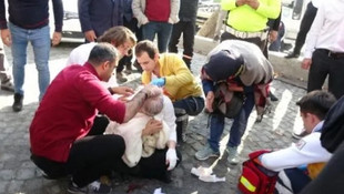 İstanbul'da dehşet! Turist kadına kabusu yaşattı