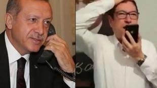 Erdoğan'dan sürpriz atama ! Telefon görüşmeleri olay olmuştu