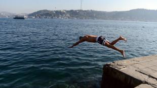 İstanbul'da Kasım ayında deniz keyfi