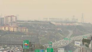 İstanbullular dikkat ! Her nefesimizde kirli hava soluyoruz !