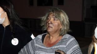 Ankara'da evde çıkan yangında can pazarı ! Balkondan atladı