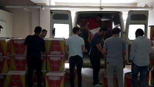 İstanbul merkezli 8 ilde tütün operasyonu: 39 gözaltı
