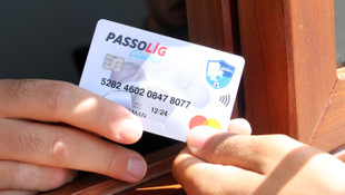 Passolig uygulamasının yıllık kârı açıklandı!