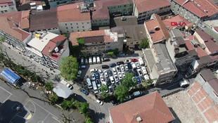 İttihat ve Terakki'nin eski genel merkezi otopark oldu!