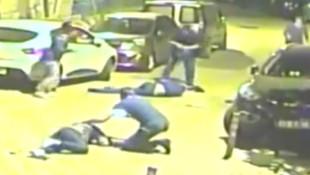 İstanbul'daki kaza kamerada ! Mahalleli sokağa döküldü