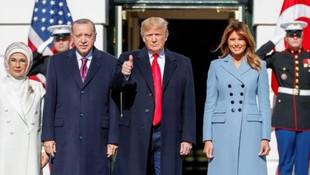 Dünyanın gözü burada ! Erdoğan ve Trump zirvesinden ilk açıklama