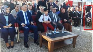 Sinop'ta protokol skandalı ! CHP'li başkana yer vermediler