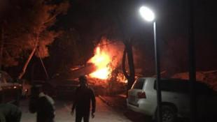 Şanlıurfa'da cephanelikte patlama: Yaralılar var !