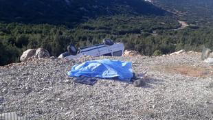 Antalya'da dehşete düşüren kaza
