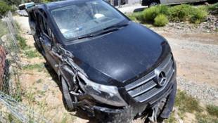 Josef Sural'ın öldüğü kazada bilirkişi raporu şoförü asli kusurlu buldu